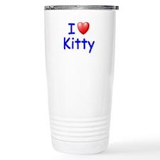 Cute Valentines day girlfriend Travel Mug