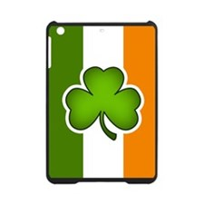 Irish Flag Shamrock iPad Mini Case