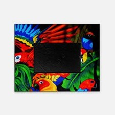 Parrot Paradise Picture Frame
