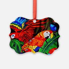 Parrot Paradise Ornament