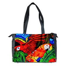 Parrot Paradise Diaper Bag