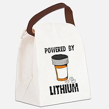 Cute Manic depression Canvas Lunch Bag