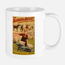 BARNUM AND BAILEY GEESE coffee cup