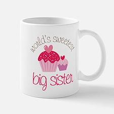 Cute Big sister Mug