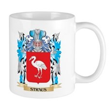Straus Coat of Arms - Family Crest Mugs
