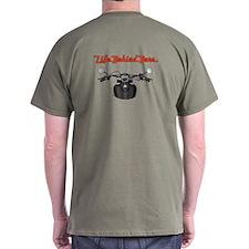 Biker's Life Behind Bars T-Shirt