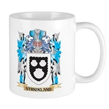 Strickland Coat of Arms - Family Crest Mugs