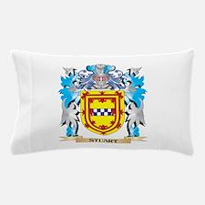Stuart Coat of Arms - Family Crest Pillow Case