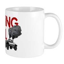 Rolling Coal Diesel Truck Mug
