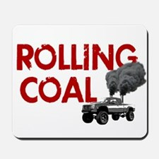 Rolling Coal Mousepad