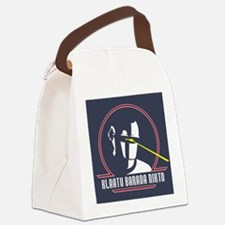 Gort Klaatu Barada Nikto Canvas Lunch Bag