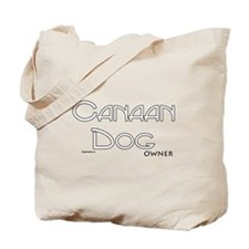 Canaan Dog Owner Tote Bag