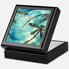 Unique Dragonfly Keepsake Box