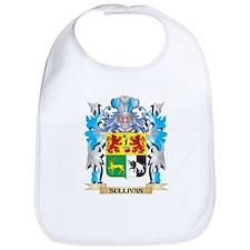 Sullivan Coat of Arms - Family Crest Bib