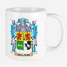 Sullivan Coat of Arms - Family Crest Mugs