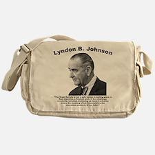 LBJ: Challenge Messenger Bag