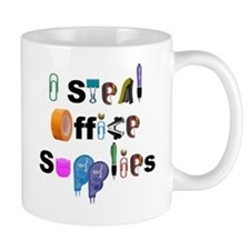 Office Supplies Mug