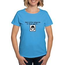 Silly penguin Tee