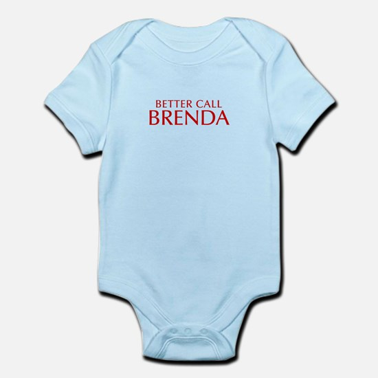 BETTER CALL BRENDA-Opt red2 550 Body Suit