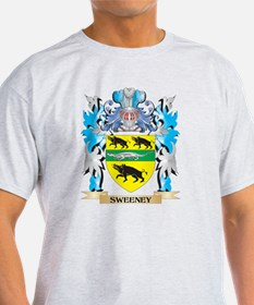 Sweeney Coat of Arms - T-Shirt