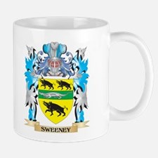 Sweeney Coat of Arms - Family Crest Mugs
