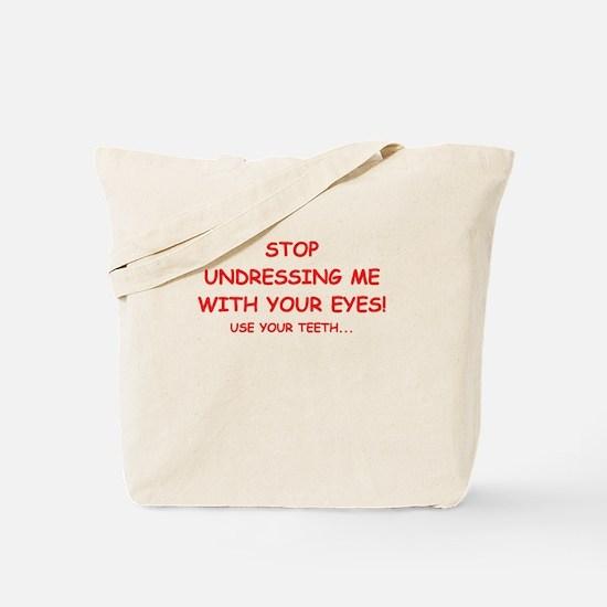 kinky Tote Bag
