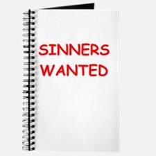 sinners Journal