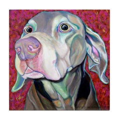 Weimaraner-Just a Sniff Tile Coaster