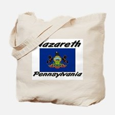 Nazareth Pennsylvania Tote Bag