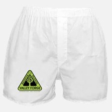 Valley Forge Spaceship Crest Boxer Shorts