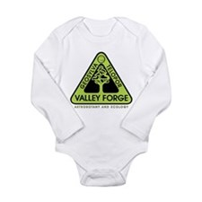 Valley Forge Spaceship Crest Body Suit