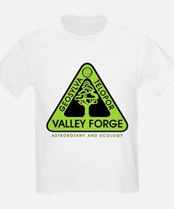 Valley Forge Spaceship Cres T-Shirt