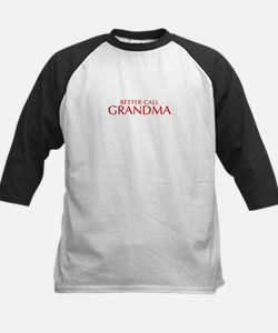 BETTER CALL Grandma-Opt red2 550 Baseball Jersey