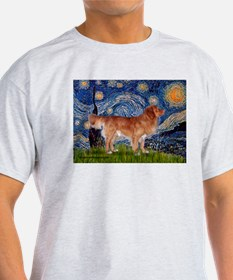 Starry Night Nova Scotia T-Shirt