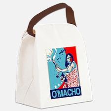 O'macho Canvas Lunch Bag