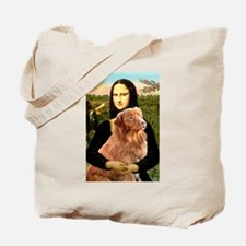 Mona's Nova....Retriever Tote Bag