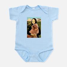 Mona's Nova....Retriever Infant Bodysuit