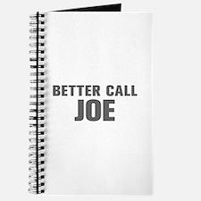 BETTER CALL JOE-Akz gray 500 Journal
