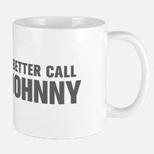 BETTER CALL JOHNNY-Akz gray 500 Mugs