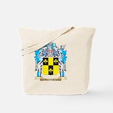 Szymczykiewicz Coat of Arms - Family Cres Tote Bag