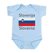 Slovenia Body Suit