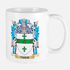 Taber Coat of Arms - Family Crest Mugs