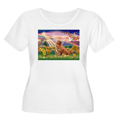Autumn Angel & Nova Scotia T-Shirt
