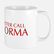 BETTER CALL NORMA-Opt red2 550 Mugs