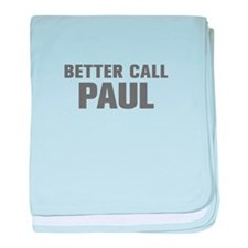 BETTER CALL PAUL-Akz gray 500 baby blanket