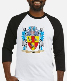 Tate Coat of Arms - Family Crest Baseball Jersey