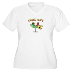 CHILL OUT, MARGARITA T-Shirt
