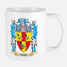 Tate Coat of Arms - Family Crest Mugs