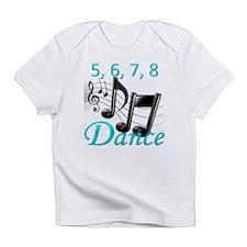 5678Dance Infant T-Shirt