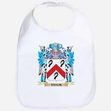Tatum Coat of Arms - Family Crest Bib